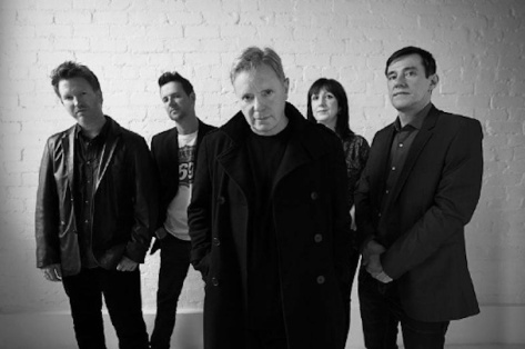 Sumner, Now The Main Man, With New Order