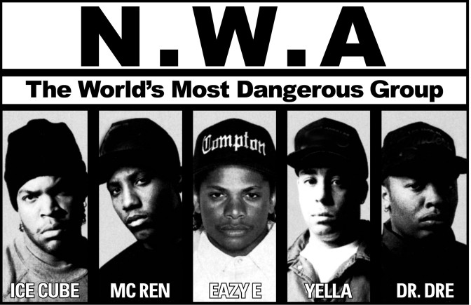First Trailer Released For N.W.A. Biopic Straight Outta Compton