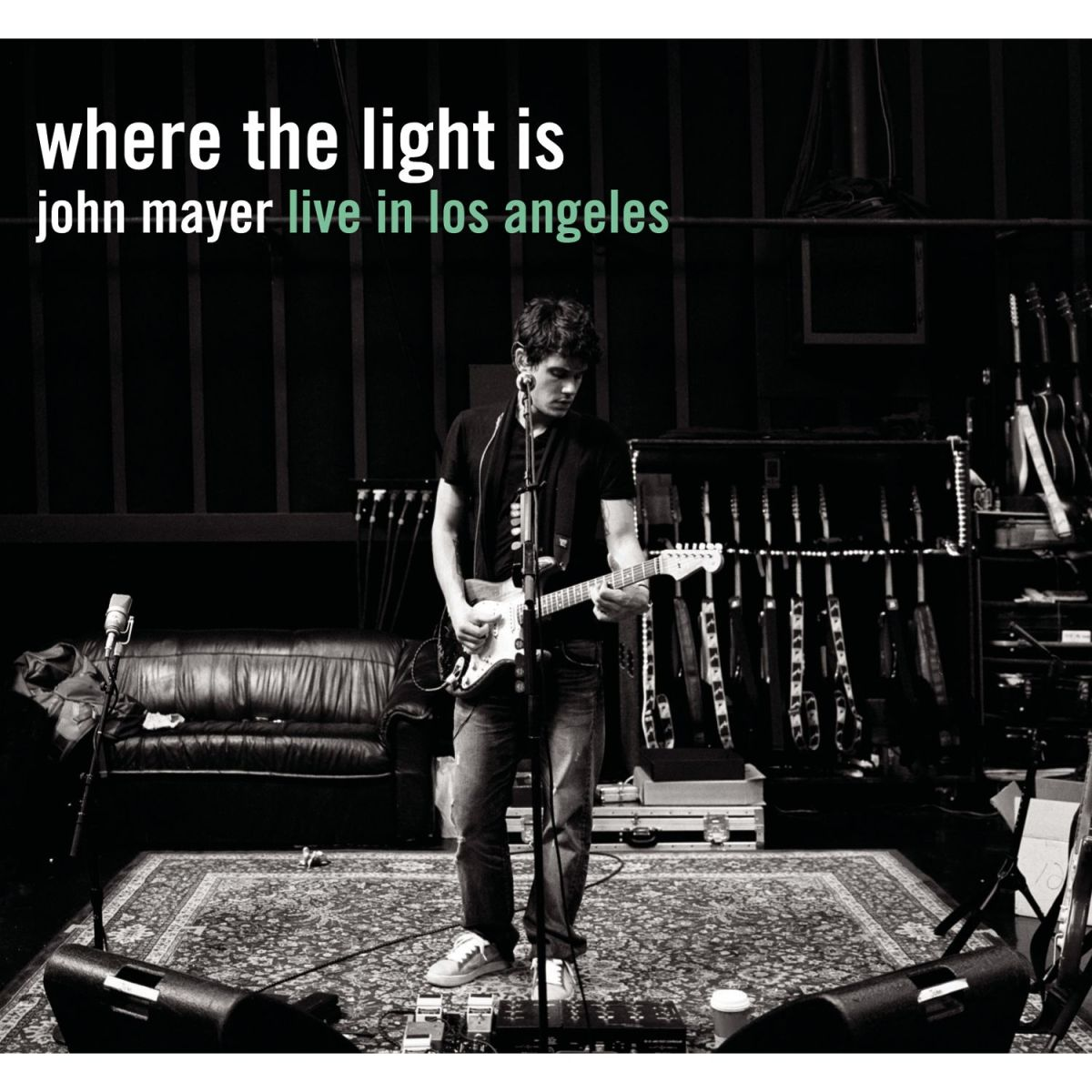 John mayer slow dancing in a burning room the music for Living room jazz los angeles
