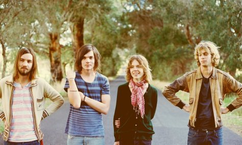 Kevin Parker And The Rest Of The Aussie Prog-Rockers