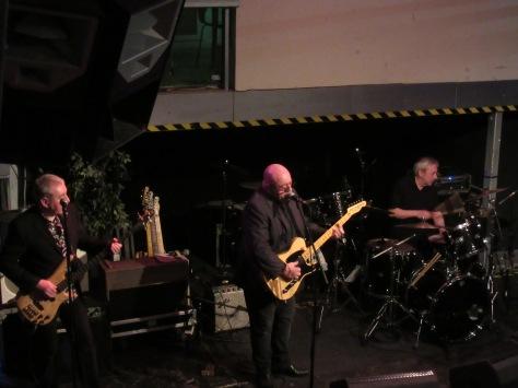 The George Lindsay Blues Band.