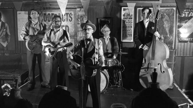 Undiscovered: Gypsy Swing, Crooning Rockers The Strange Blue Dreams