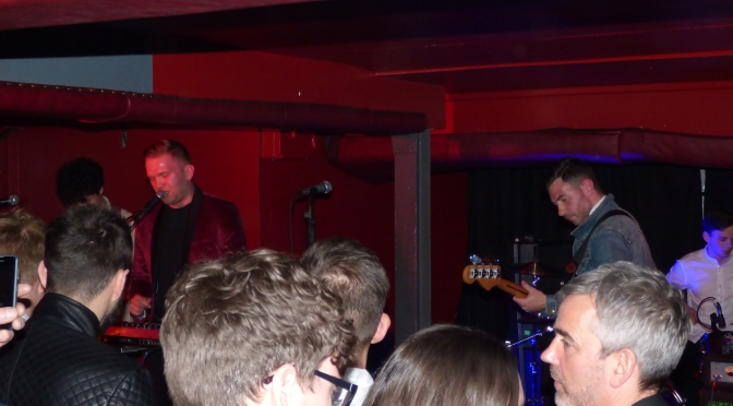 Live: Other Humans @ Broadcast, Glasgow, 16/05/15