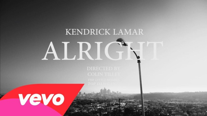 Kendrick Lamar Releases Powerful New Video Focusing On Police Brutality For 'Alright'