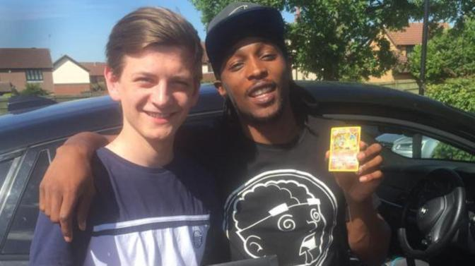JME Has Dropped Possibly The Best Song And Video Ever Featuring A Shiny Charizard