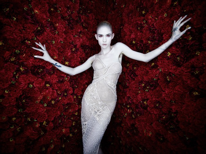 Grimes Announces Tour Dates And Is Set To Release New 'Surprise' Album This Month