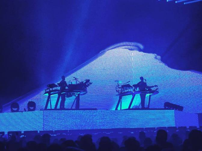Live: Disclosure @ The SSE Hydro, Glasgow, 26/11/15