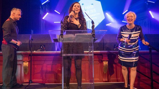 Anna Meredith Bags SAY Award Gong!
