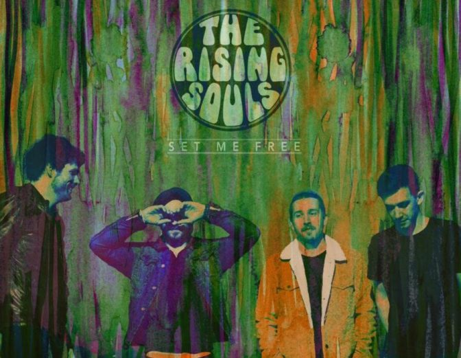 EP Review: The Rising Souls – Set Me Free