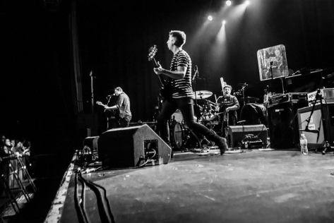 The Northern supported The Fratellis at the O2 ABC in December (Photo credit: Andrew Laing).