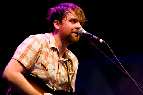 Frontman Scott Hutchison will entertain the intimate Paisley venue.