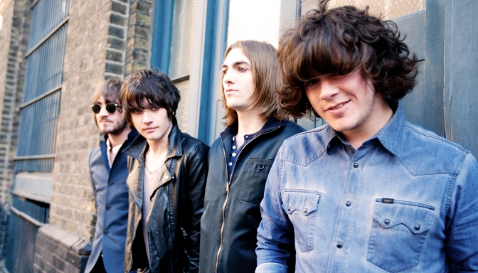 The View honour debut with record King Tuts run