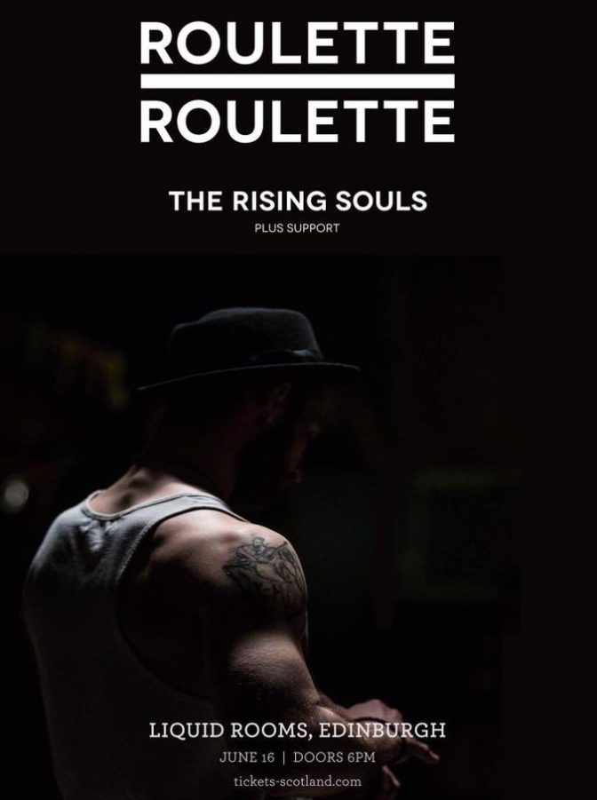 Exclusive Stream: The Rising Souls – Roulette Roulette