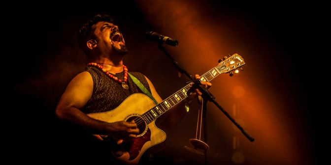 Indian sensation Raghu Dixit to play Glasgow