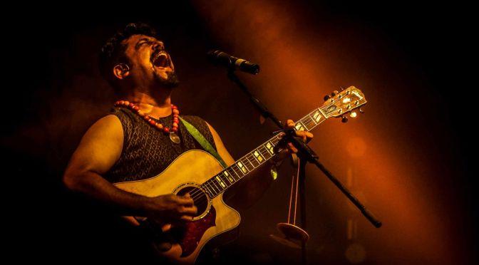 Indian sensation Raghu Dixit to play Glasgow